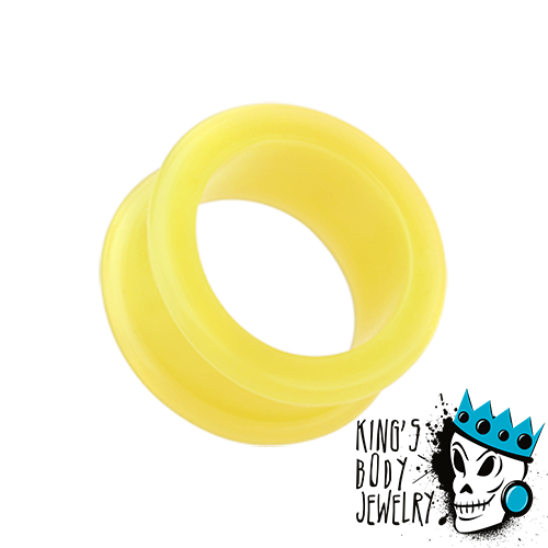 Yellow Silicone Tunnels