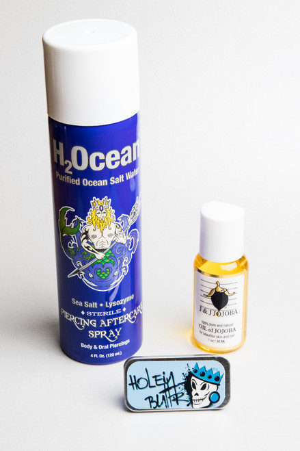 Ultimate Piercing & Stretching Aftercare Kit