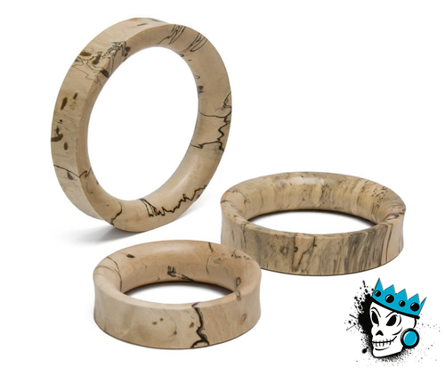 Tamarind Wood Concave Tunnels