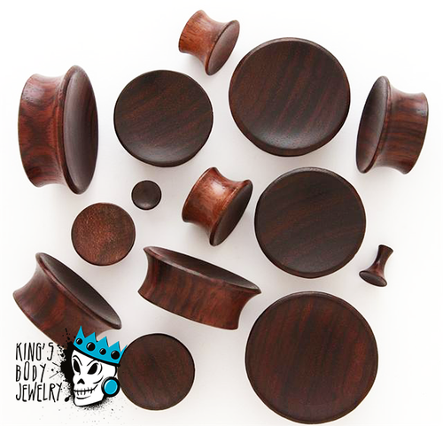 Sono Wood Mayan Flare Plugs