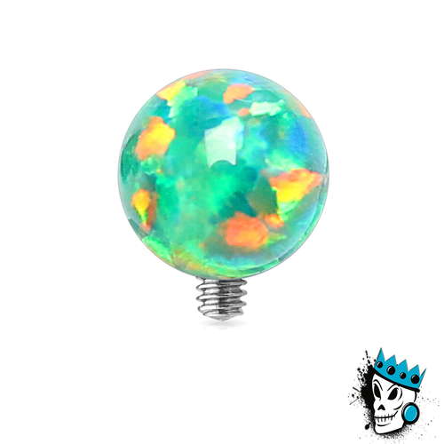 Green Opal Ball Micro Dermal Top