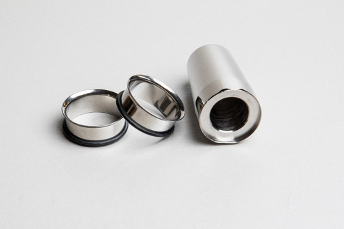 Tunnels & Concave Taper Kit (14 gauge - 1 inch)