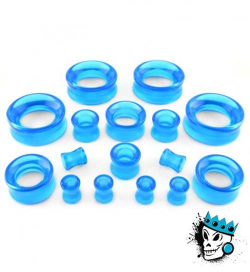 Blue Glass Tunnels