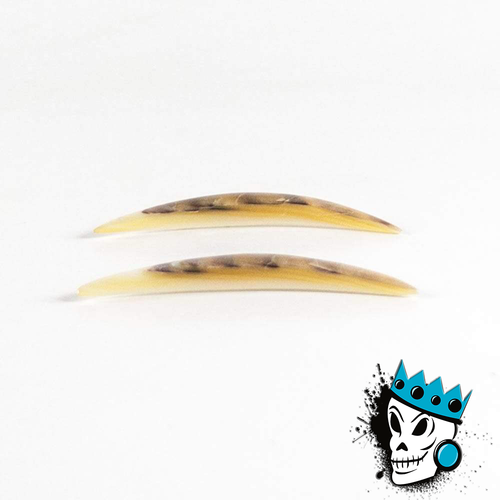 Shell Septum Tusk (16g - 2 gauge)