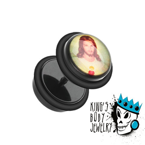 Jesus Fake Plugs
