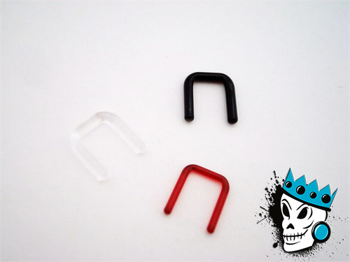 Glass Septum Retainers 1/4""
