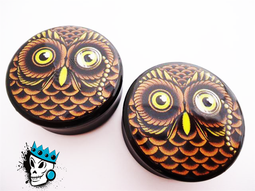 Stay Gold Owl Plugs