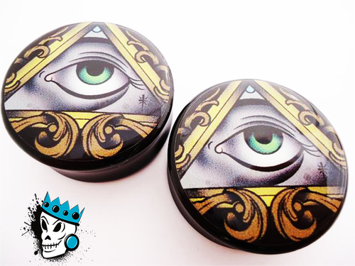 Stay Gold Illuminate Plugs