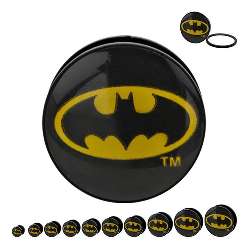 Batman Plugs