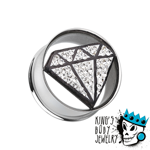 Bling Diamond Plugs