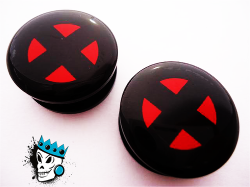 Black X-Men Marvel Flesh Tunnels