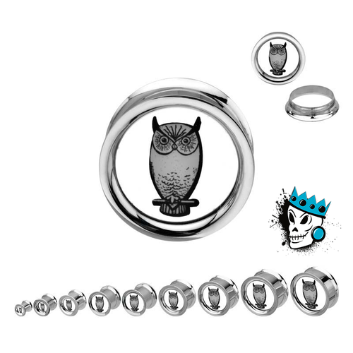 Owl Internal Threaded Eyelets