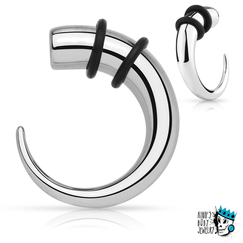 Stainless Steel Talons (14g - 00 gauge)