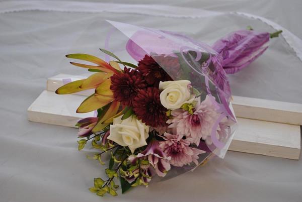 Cut Flower Bouqet