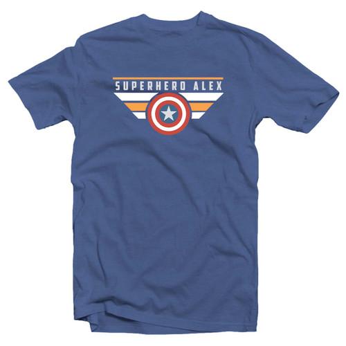 Superhero Alex T-shirt