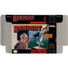 Rampart - Empty SNES Box