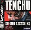 Complete Tenchu Stealth Assassins - PS1 Game