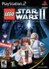 Lego Star Wars II The Original Trilogy - PS2 Game
