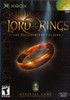 Lord of the Rings The Fellowship of the Ring - Xbox Game