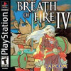 Breath of Fire IV - PS1 Game