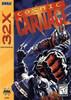 Cosmic Carnage - Genesis 32X Game