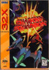 Shadow Squadron - Genesis 32X Game
