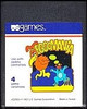 Eggomania - Atari 2600 Game