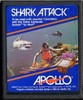 Shark Attack - Atari 2600 Game