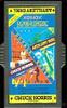 Chuck Norris / Artillery Duel - Atari 2600 Game Double Ender