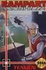 Rampart - Genesis Game