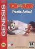 Tom and Jerry Frantic Antics - Genesis Game
