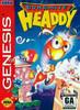Dynamite Headdy - Genesis Game