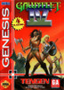 Gauntlet IV 4 - Genesis Game