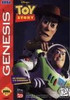 Toy Story, Disney's - Genesis Game