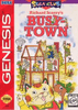 Richard Scary's Busytown - Genesis Game
