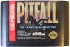 Pitfall Mayan Adventure - Genesis Game