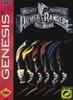 Mighty Morphin Power Rangers Movie - Genesis Game