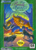 Beauty and the Beast Roar of the Beast- Genesis Game