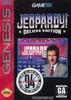 Jeopardy! Deluxe - Genesis Game