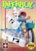 Paperboy - Genesis Game