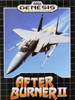 After Burner II - Genesis Game