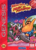 Toejam and Earl in Panic on Funkotron - Genesis Game