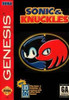 Sonic and Knuckles - Genesis Game