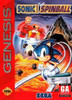 Sonic Spinball - Genesis Game