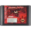 Maximum Carnage Black Genesis Cartridge