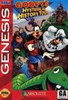 Goofy's Hysterical History Tour - Genesis Game