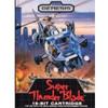 Super Thunder Blade - Genesis Game