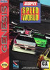 Espn Speed World - Genesis Game