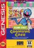 Sesame Street Counting Cafe - Genesis Game