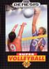 Super Volleyball - Genesis Game